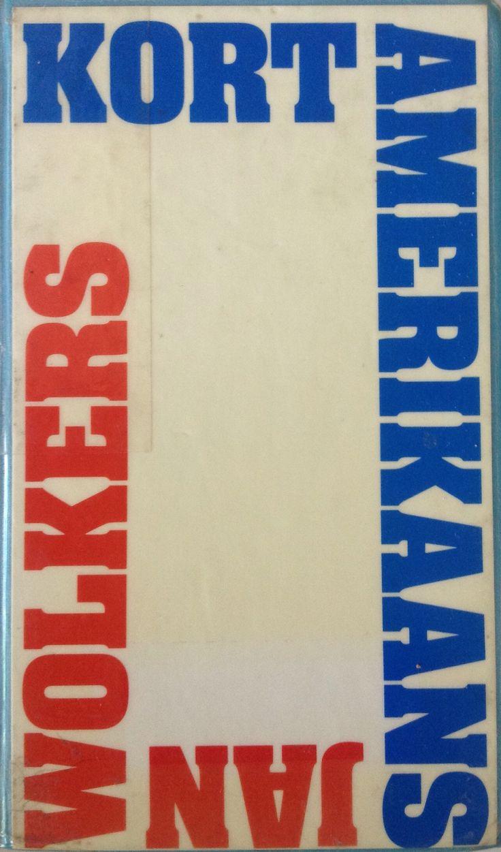 Jan Wolkers: kort amerikaans