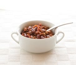 Chili is the perfect one-dish dinner for weeknights, potlucks, and those all-important game days. Great for lunches, too!