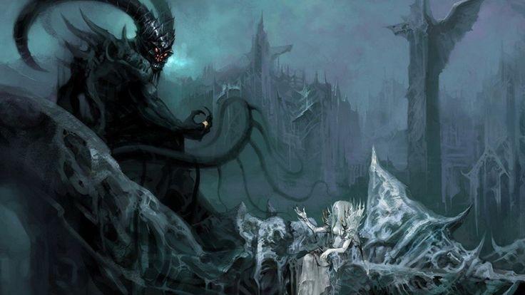 Jarrod Owen | Dark fantasy art, Scary art, Horror fantasy