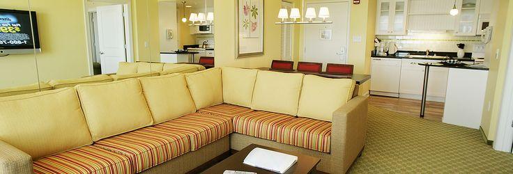 Oceanfront Virginia Beach Hotel Suites | Ocean Beach Club