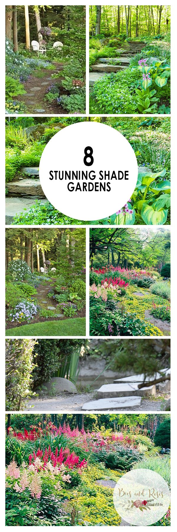 Best 25+ Shade Landscaping Ideas On Pinterest | Shade Garden, Backyard  Plants And Side Yard Landscaping