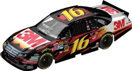 Greg Biffle Lionel Nascar Collectables 3M Diecast by RacingGifts. $64.00. This new Lionel Nascar Collectible is a 1:24 scale limited edition flashcoat color diecast collectible that includes over 100 working total parts. With a diecast body and chassis, this sleek replicas authenticity is evident. Key features also include: hood and trunk open, manufacturer-specific engine detail, accurate header contour and simulated exhaust openings. Each 1:24 scale diecast will also contai...