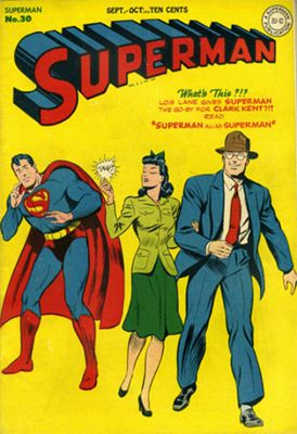 Origin and First Appearance of Superheroes (and Villains
