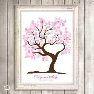 Strom bych chtěla na první stránku knihy hostů :o)