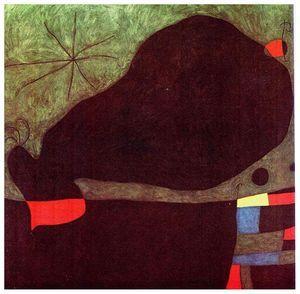 Joan Miro - Message from a Friend