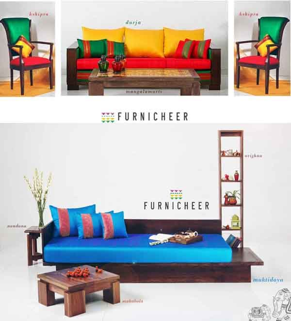 dress your home - Indian design, handloom