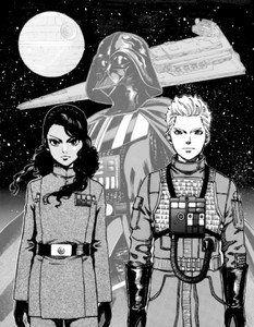 Yen Press Adds Star Wars: Lost Stars Manga by Mike Ferreira