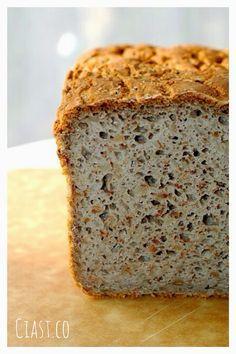 Ciast.Co: Chleb gryczany (bezglutenowy)