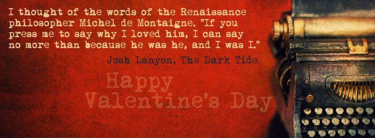 Valentine's Day web banner made by Johanna Ollila.