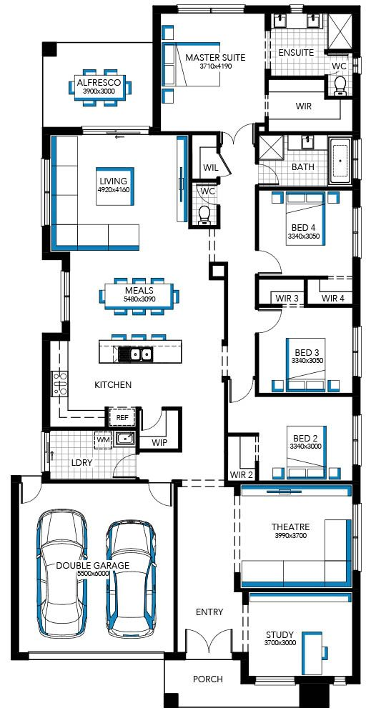 Home Designs House Plans Melbourne Carlisle Homes