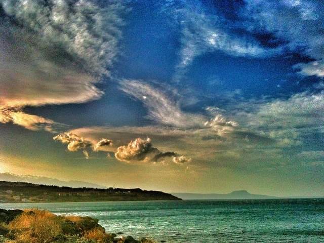 A Windy November Afternoon by tsivas, via Flickr