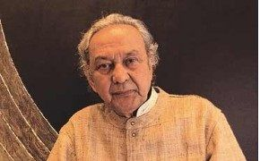 If there is one name that rules the price charts of Indian art paintings, it is S. H. Raza. He was born in 1922 in Madhya Pradesh. In 1950, he moved to France and from then on, he has been living and working from there.Most of his art works are based on Indian astrology and science. He uses bright and vivid colors for his paintings and this has remained a trademark of Raza's paintings. Recently, he became the
