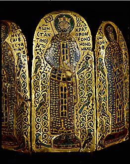 Constantine IX Monomachos Emperor of Byzantium