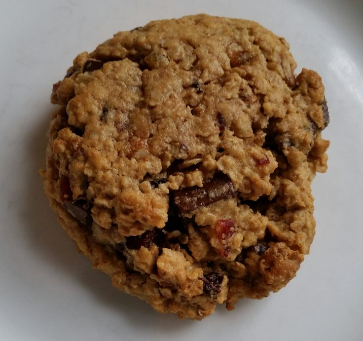 Trail Mix Monster Cookies Recipe (inspired by Panera Bread's monster cookies)