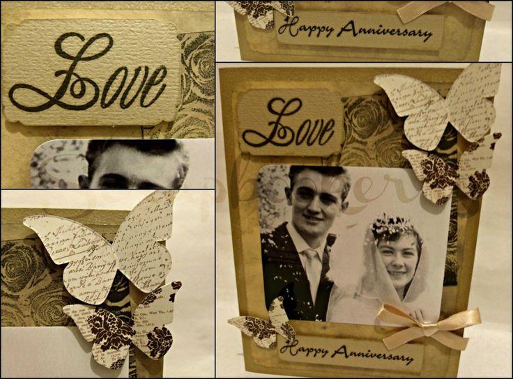 Cards Sbookerryblog 50 Wedding Anniversary Giftsanniversary