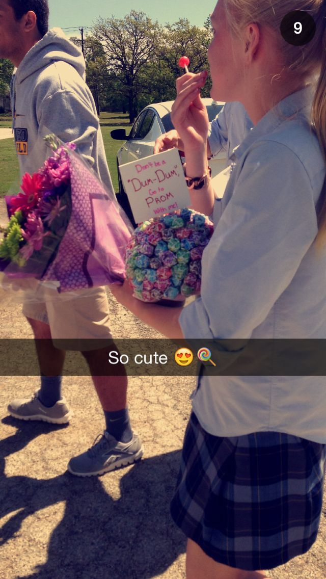 Prom Ask Promposal Cute Way To Ask Girl To Prom Homecoming