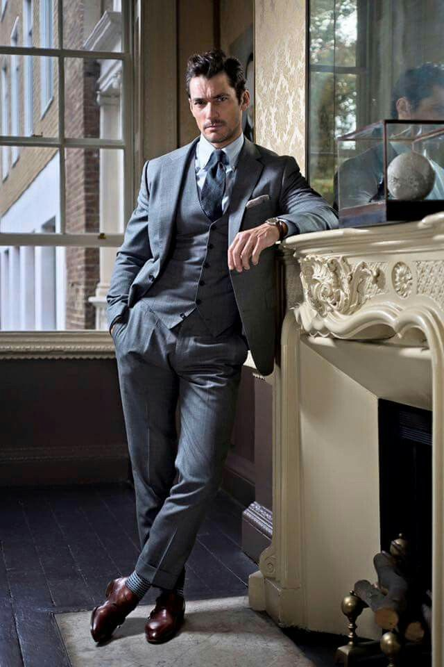 David Gandy  'My Style Collection' w @LondonSockCo