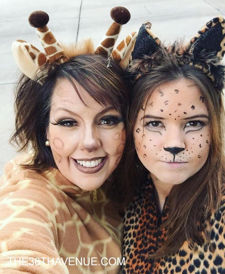 Halloween Makeup Tutorials Costume Ideas The 36th