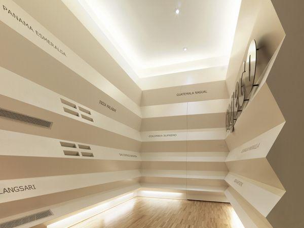 COGECO S.p.a. offices by Dimitri Waltritsch, via Behance
