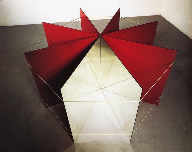 Michelangelo Pistoletto - Mirror Rays (1973)