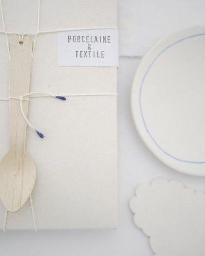 porcelaine & textilie