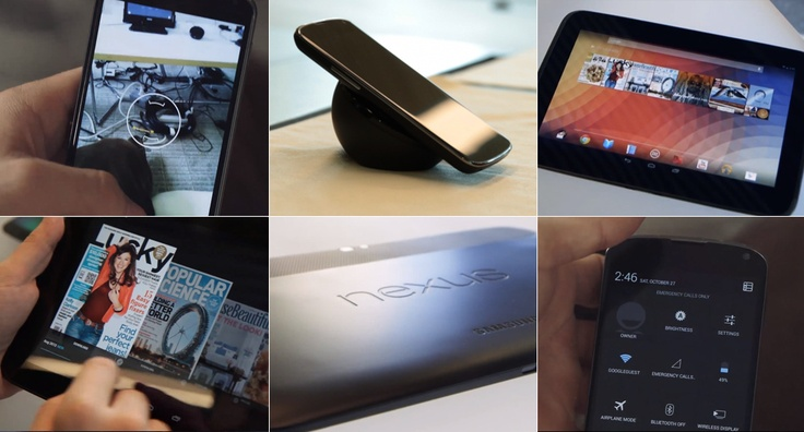 Inside Android's next wave: Building the Nexus 4, Nexus 10, and Android 4.2 | The Verge