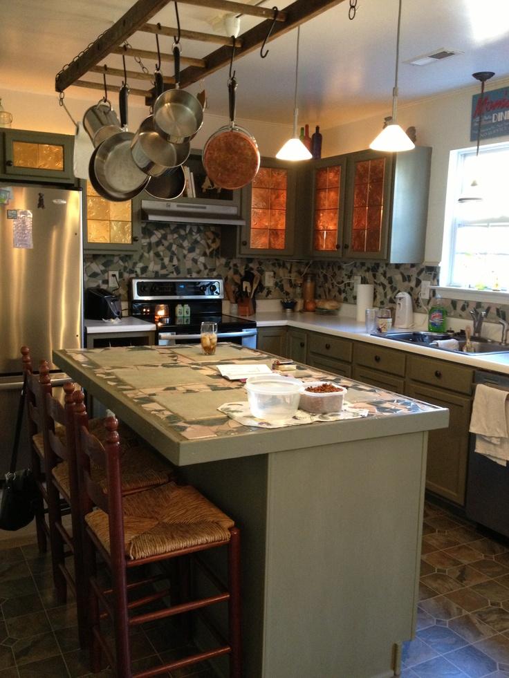 Best 25 Kitchen cupboard redo ideas on Pinterest