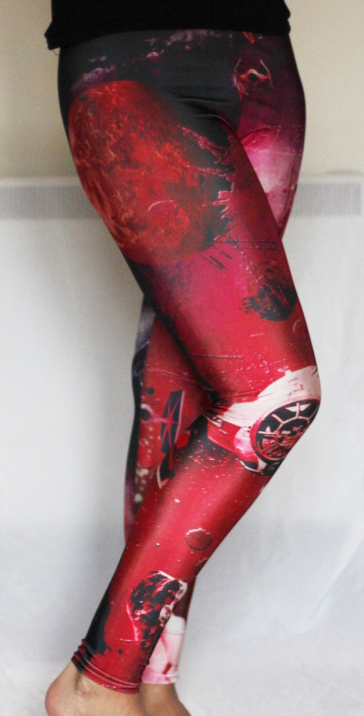 Star Wars 'The Empire' Leggings by UrbanSpecies on Etsy https://www.etsy.com/listing/243005095/star-wars-the-empire-leggings