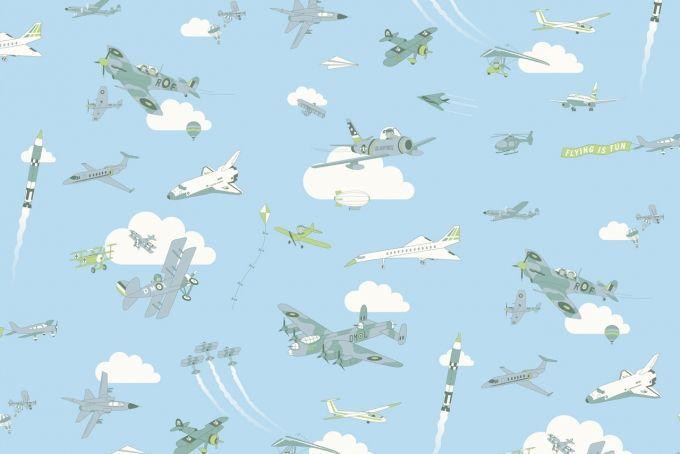 Flying is Fun wallpaper by SEAN CROZIER on hellopretty.co.za