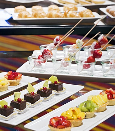 Dessert Presentation Food Presentation Ideas Dessert