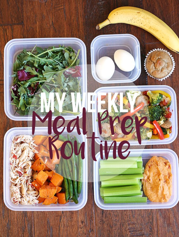 My Weekly Meal Prep Routine with @snapwarestorage! | Eat Yourself Skinny #SnapwareMealPrep #MealPrep