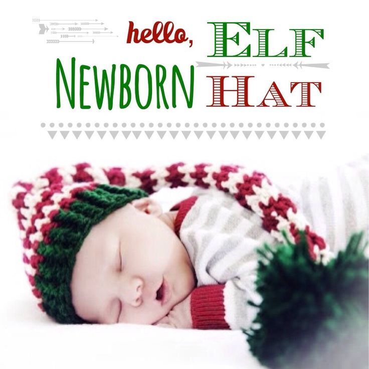 Newborn elf hat crochet pattern Knitting and Crochet ...