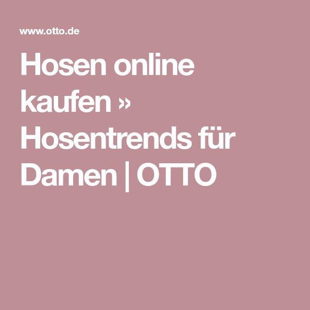 Hosen online kaufen » Hosentrends für Damen | OTTO
