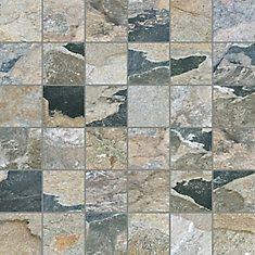 Enigma 2X2 Bengal Autumn Mosaics 10Ea/Cv | The Home Depot Canada
