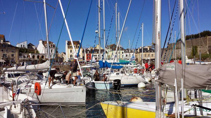 Belle-Ile, Bretagna, porto