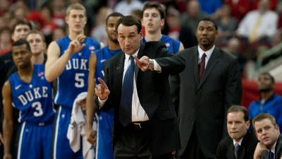 Coach K, of course, is the best basketball coach EVER!