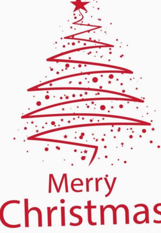 Christmas Tree Vector Image Free Download Free Vector Images Free Vector Art Envelope Art