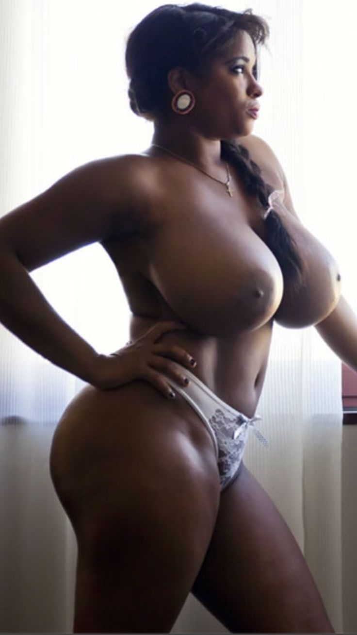 Plus Size Black Models Nude