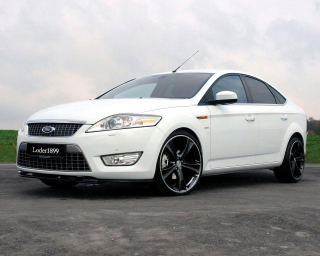 2008 Ford Mondeo by Loder1899