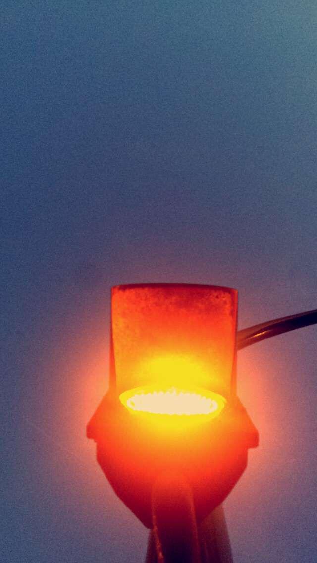 #semaforo #Rojo #naranja #Colores #arte #moderno