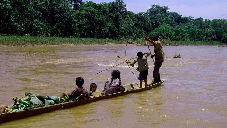 Bij de leden van de geïsoleerde Tsimane-stam in het Amazonegebied in Bolivia werden de minste verstopte aderen gevonden.