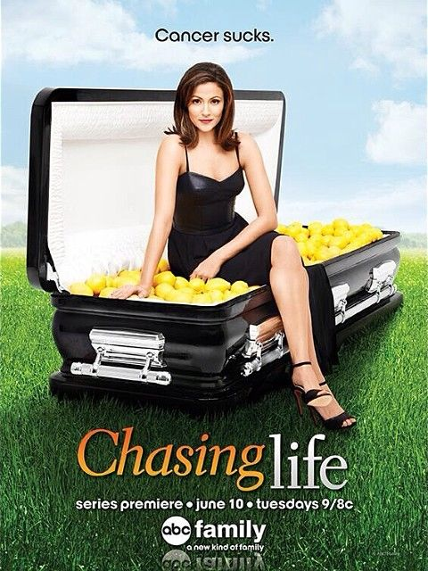 Chasing Life - can't wait for the series premiere on Tuesday, June 10th after Pretty Little Liars!!!