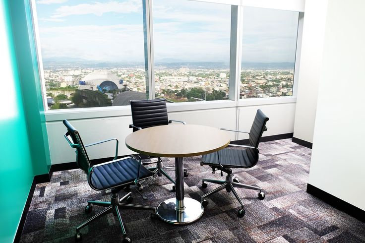 Bright office idea in SM Aura  Meeting room with nice view  perfect for business in BGC - Philippines.