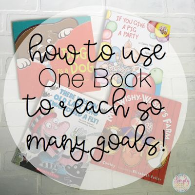 How I Use One Book to Reach So Many Goals!