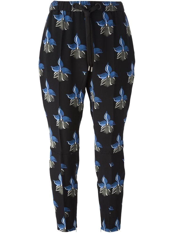 Les 25 meilleures id es de la cat gorie pantalon fleurs sur pinterest tenue de pantalon - Store imprime photo ...