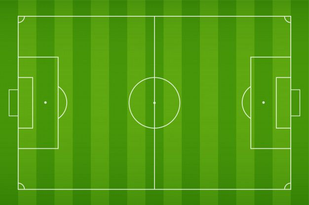 Soccer Field With Shock For Playing Foot Premium Vector Freepik Vector Texture In 2020 Soccer Stadium Soccer Field Football Field