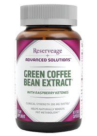 Reserveage Organics Svetol #Green #Coffee Bean Extract! #vitaminshoppe #contest