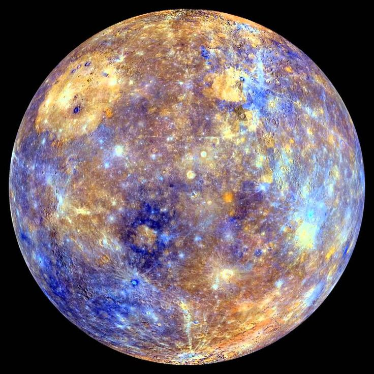 All of Mercury Image Credit: NASA/JHU Applied Physics Lab/Carnegie Inst. Washington For the first time, the entire surface of planet Mercury has been mapped. Detailed observations of the innermost planet's surprising crust have been ongoing since the robotic MESSENGER spacecraft first passed Mercury in 2008 and began orbiting in 2011. Previously, much of the Mercury's surface was unknown as it is too far for Earth-bound telescopes to see clearly,...