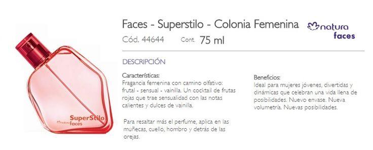 FACES - SUPERESTILO