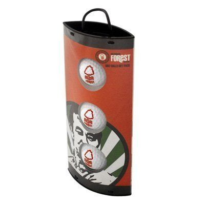 Golf Balls Ideas | Nottingham Forest FC Golf Balls A perfect productgift to show support for the team you love Also availible in other clubs by Unknown >>> Details can be found by clicking on the image. Note:It is Affiliate Link to Amazon.
